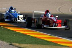 Maxime Pelletier, HBR Motorsport USA, Carlos Huertas, Double R Racing