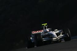 Andreas Zuber, Test Driver, Honda Racing F1 Team
