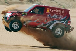 Monarch Mitsubishi Ralliart China Team: Mitsubishi Pajero/Montero