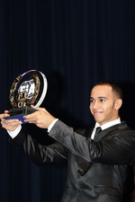FIA Formula One World Championship: Lewis Hamilton, McLaren