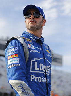 4Jimmie Johnson, Hendrick Motorsports Chevrolet