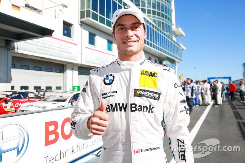 #7: Bruno Spengler (BMW)