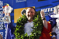 Yves Matton, Citroën World Touring Car team