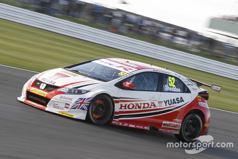 gordon shedden honda yuasa racing honda civic type r at. Black Bedroom Furniture Sets. Home Design Ideas