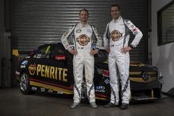 Will Davison, Alex Davison, Erebus Motorsports