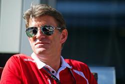 Graeme Lowdon, Manor Marussia F1 Team Chief Executive Officer