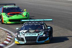 奥迪WRT车队2号奥迪R8 LMS:尼基·蒂姆、弗雷德里克·弗维奇