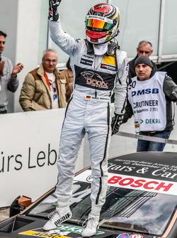 2015年总冠军帕斯卡尔·威尔廉,HWA AG车队梅赛德斯-AMG C63 DTM