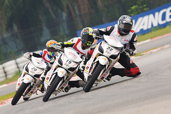 Asia Talent Cup 2016 selection