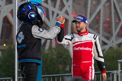 Third place Nick Heidfeld, Mahindra Racing