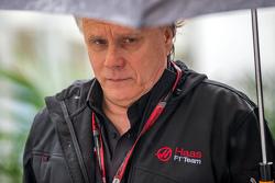 哈斯车队老板吉尼·哈斯