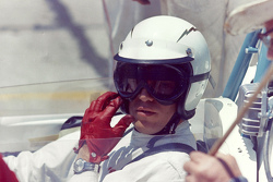 Mario Andretti at the 1965 Indy 500
