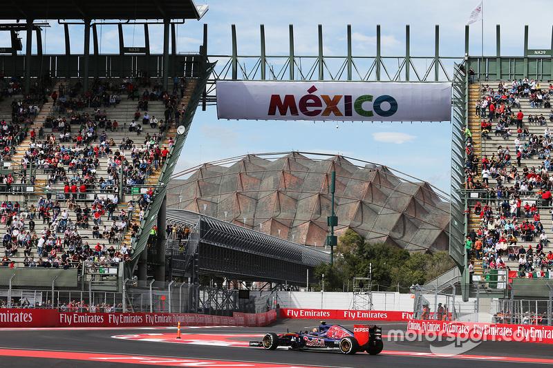 F1 Horarios
