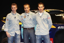 Lagos Team: Ruben Faria, Helder Rodrigues and Carlos Sousa