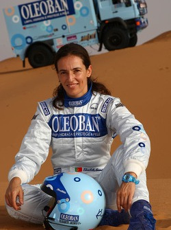 Team Trifene: Elisabete Jacinto