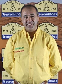 Portuguese teams presentation: Lino Carapeta