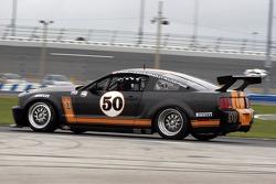 #50 Blackforest Motorsports Mustang: John Farano, Carl Jensen, John Cloud, James Bradley