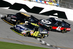 Jimmie Johnson, Mark Martin and Reed Sorenson