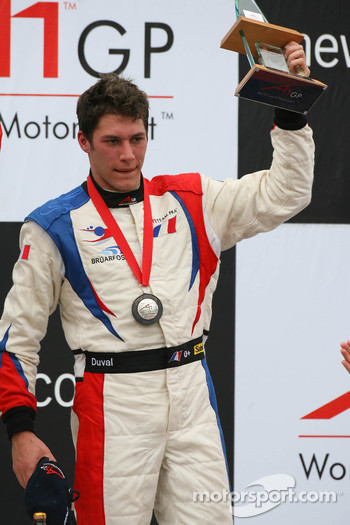 Podium: Loic Duval