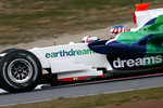 Alexander Wurz, Test Driver, Honda Racing F1 Team, RA108