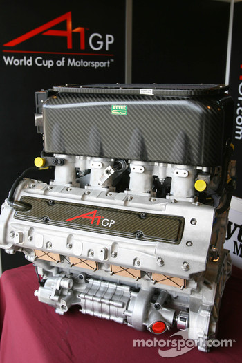 A1GP Car, Engine