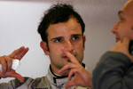 Vitantonio Liuzzi, Test Driver, Force India F1 Team, Dr Colin Kolles Force India Team Principal