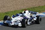 Nick Heidfeld, BMW Sauber F1 Team, F1.08
