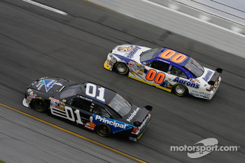 Regan Smith and David Reutimann