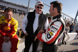 Richard Chidress and Robby Gordon