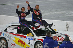 Jean-Philippe Dayraut and Franck Lagorce