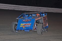 Ken Schrader competes in the 37th Annual Alltel DIRTcar Nationals at nearby Volusia Speedway Park