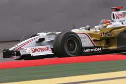 Vitantonio Liuzzi, Test Driver, Force India F1 Team, VJM01