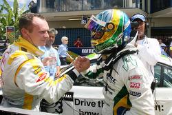 Rickard Rydell, SEAT Sport, SEAT Leon TDI, Augusto Farfus, BMW Team Germany, BMW 320si