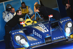Team Essex pit box
