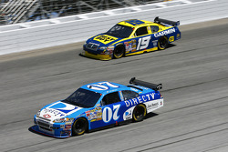 Clint Bowyer and Elliott Sadler