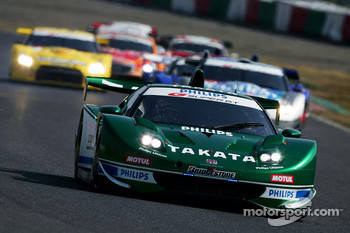 #18 Takata Dome NSX: Ryo Michigami, Takashi Kogure
