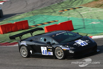 #48 Reiter Engineering Lamborghini Gallardo GT3: Oliver Morley, Tom Ferrier