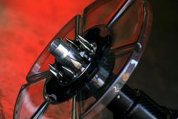 McLaren Mercedes pitstop gun detail