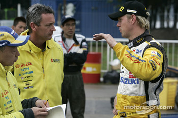 Per-Gunnar Andersson with Paul Wilding