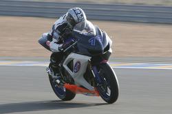 Clément Marmon, Suzuki GSX R600