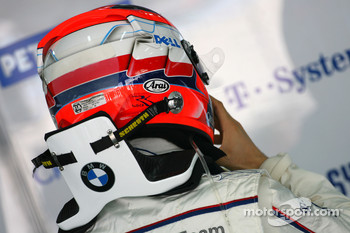 Robert Kubica, BMW Sauber F1 Team