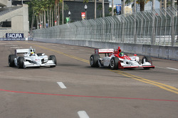 Townsend Bell and Jay Howard