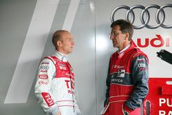 Alexandre Prémat with Ralf Jüttner