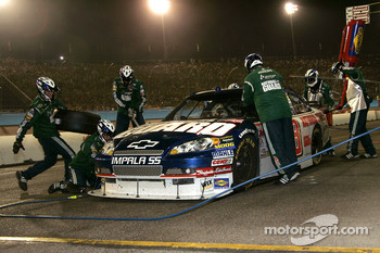 Pit stop for Dale Earnhardt Jr.