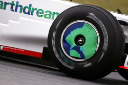 Jenson Button, Honda Racing F1 Team, wheels detail
