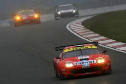 #37 ACA Argentina Ferrari 430 GT2: Esteban Tuero, Gaston Mazzacane