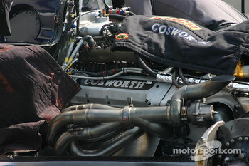 Cosworth Champ Car engine