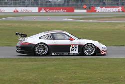 #61 Prospeed Competition Porsche 997 GT2 RSR: Emmanuel Collard, Richard Westbrook