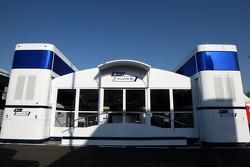 Williams F1 Team, Motorhome