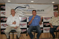 Press conference: Ryan Newman
